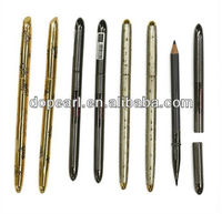 Cosmetic pencil waterproof permanent eyebrow pencils