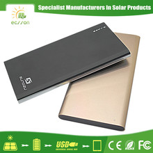 High efficient segmented output wireless power bank 20000mah
