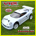 1:10th 4WD brushed RTR touring car