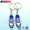 Wholesale cheap 3d sneaker shoe keyrings
