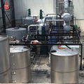 used car motor oil refining machine to base oil recycling system