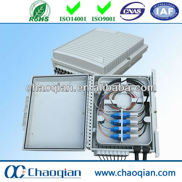 FTTH Outdoor 16 Core Fiber Optic Distribution Box