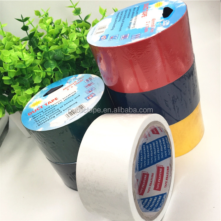 Chinese factory cheap Printed Duct Tape For masking