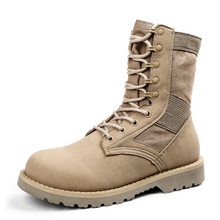 2018 most popular products men high cut Army Military Combat Boots