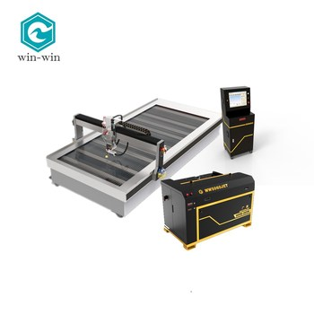 Large Size CNC Granite and Metal Abrasive Waterjet Cutting Machine