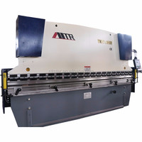 MTR Automatic hydraulic cheap price metal pipe and tube bending machine WC67Y - 125 / 3200