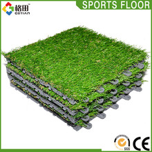 CE Standard Top quality PE interlocking shock pad for artificial turf