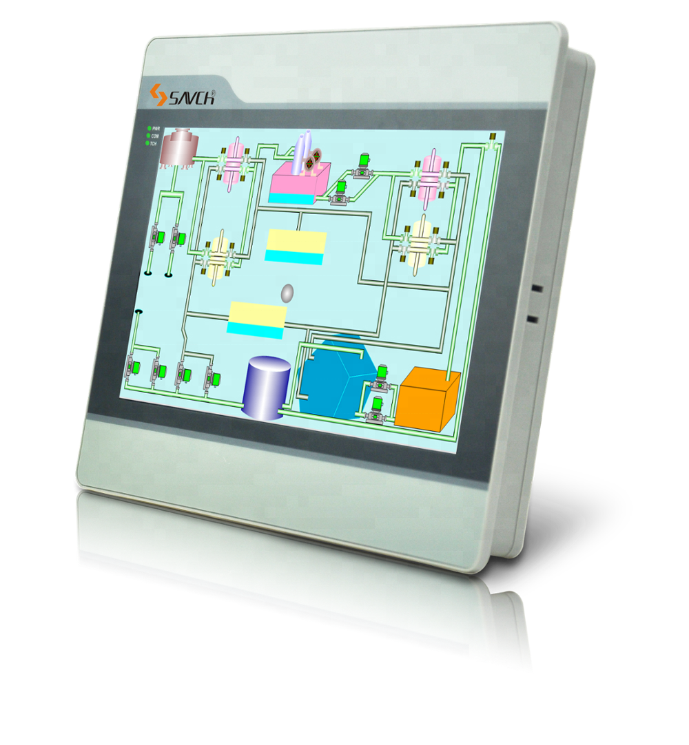 Sanch SPN new good performance HMI for PLC <strong>controller</strong>