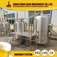 Home Brewing System 500l Nano Brewery