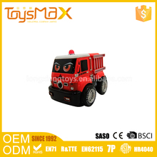 Chinese toy manufacturers 2 channel 1:24 cartoon fire truck radio control cars kids with lights