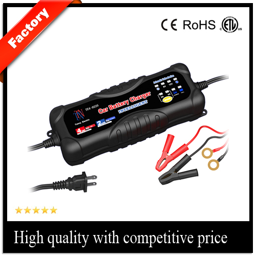 20A 12V Universal Best quality automatic car battery charger Lead acid Battery Charger with 50A engine start