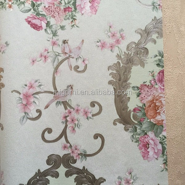 China Supplier Flower wallpaper best price