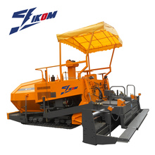 IKOM ZMT45 4.5m asphalt paver machine 4500 mm asphalt paver finisher with levelling sensor
