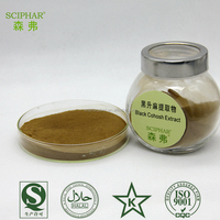 free sample natural Black Cohosh extract Triterpenoid saponins 2.5% in bulk,Wholesale natural plant extract