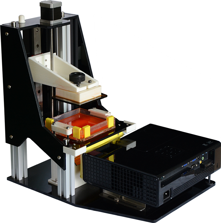 Cheap 3D Wax Printer for Jewelry with Projection Manufacturer Creality 3D