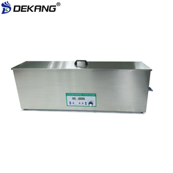 Large Stainless Steel Industrial Ultrasonic Weapons Gun Cleaning Washing Machine