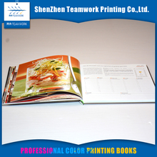 High quality cheap perfect coloring bound book printing