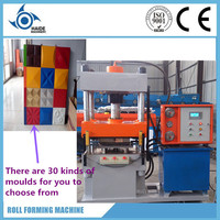 High quality 3d pvc leather wall panel making machine,3d decorative plate wall panel machines,3d wall panel machines