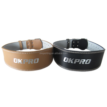 Wholesale Custom Crossfit Gym Power Leather Weightlifting Belt