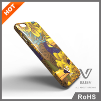 2016 Fashion back Hard PC Painted Pattern case Cover for iphone 6s plus