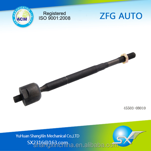 555 Toyota Kijang Auto Parts Steering Inner Both Sides Rack End/Tie Rod/Axial Rod 45503-0B010