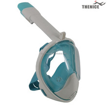 New 2017 Paranomic full face swim snorkel snorkeling mask diving mask scuba full face mask