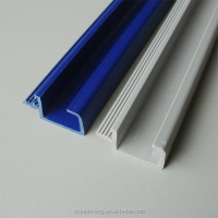 T shape pvc decoration profile edge strip for furniture