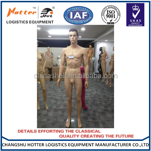 Fashion Window stand cheap full body FRP skin male sex dolls for women
