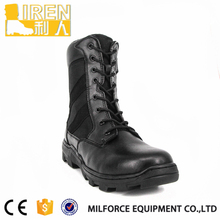 Military and army use leather american style army boots