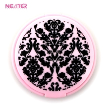 Personalised Small Plastic Pocket Mirror For Souvenir