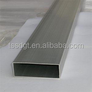 Factory direct supply Cold rolled galvanized steel square tube 18x18