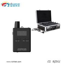 The new listing Wireless Walkie Talkie Long distance of Tour Guide Audio system Transmitter and receiver