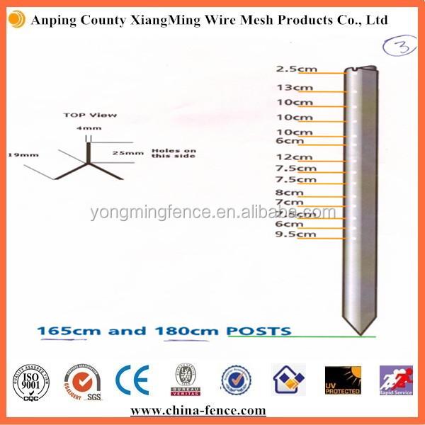 Australia Standard Steel Y Post Anping Wire Mesh