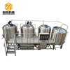 Hot sale 5bbl micro craft beer brewing and brewery equipment for pub beer production line