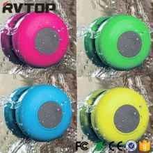 With Led Light Best Waterproof Wireless Speaker For Your Shower Room BTS-06