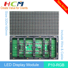 p20 dip led pixel module outdoor ph10mm smd led display module