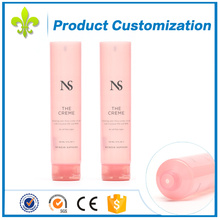High quality plastic squeeze tube containers for hair oil cream packaging