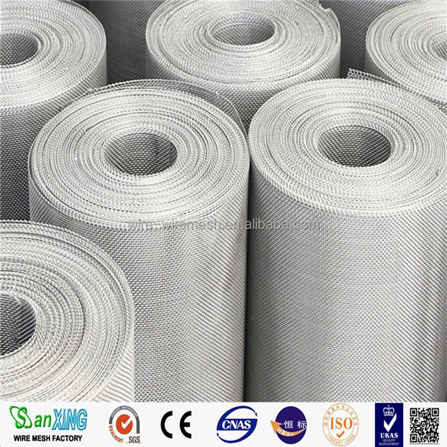 2018 200 mesh stainless steel wire mesh