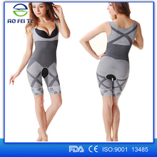 Hot shapers breathable bamboo seamless body shaper ,Plus size corest summer Body Shaping Underwear