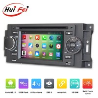 OEM touch screen MP3 Player automobile dvd player for chrysler 300c support Bluetooth,Radio,GPS,Mirror link