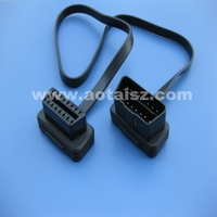 obd diagnostic cable electric wire cable obdii cable
