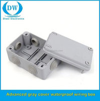 waterproof wiring box Best selling waterproof plastic box wall mount in many style