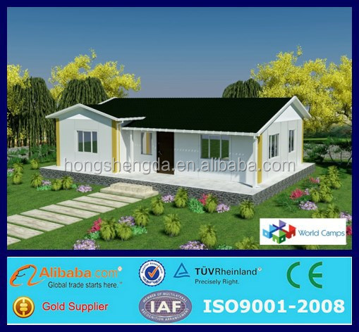 78m2 Cheap Modular Homes Low Cost Prefabricated Homes