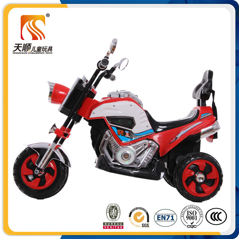 2016 Factory cheap kids toys 3 wheel motorcycle electric rocking motorcycle