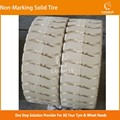 Non Marking Forklift Tires White