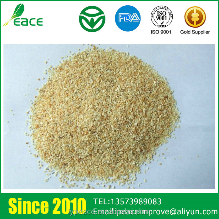 Wholesale Light Yellow Healthy 6% Max Dried Garlic