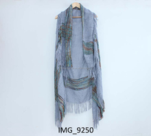 Latest hot selling!! top sale women acrylic poncho for wholesale