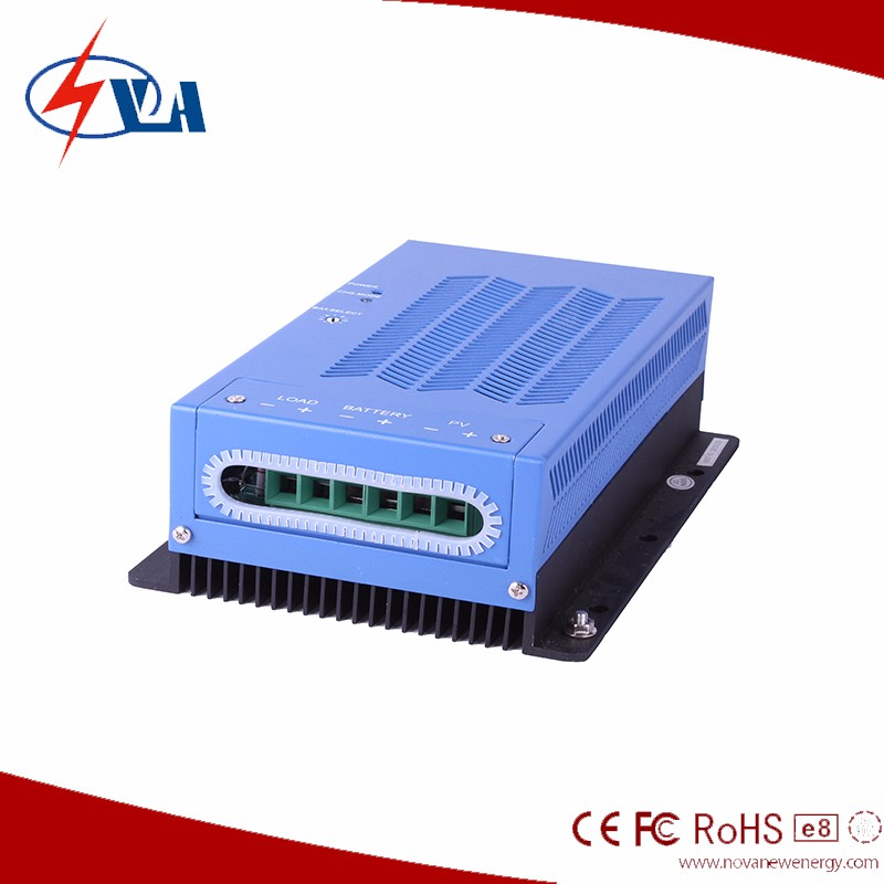 Solar charge controller MPPT 30A with high efficiency
