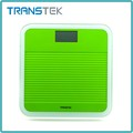 Strong toughened glass bathroom scale home used human body weighing scale