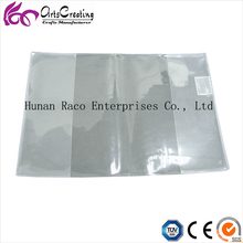Book Covers Plastic PVC Sheet Film for Stationery
